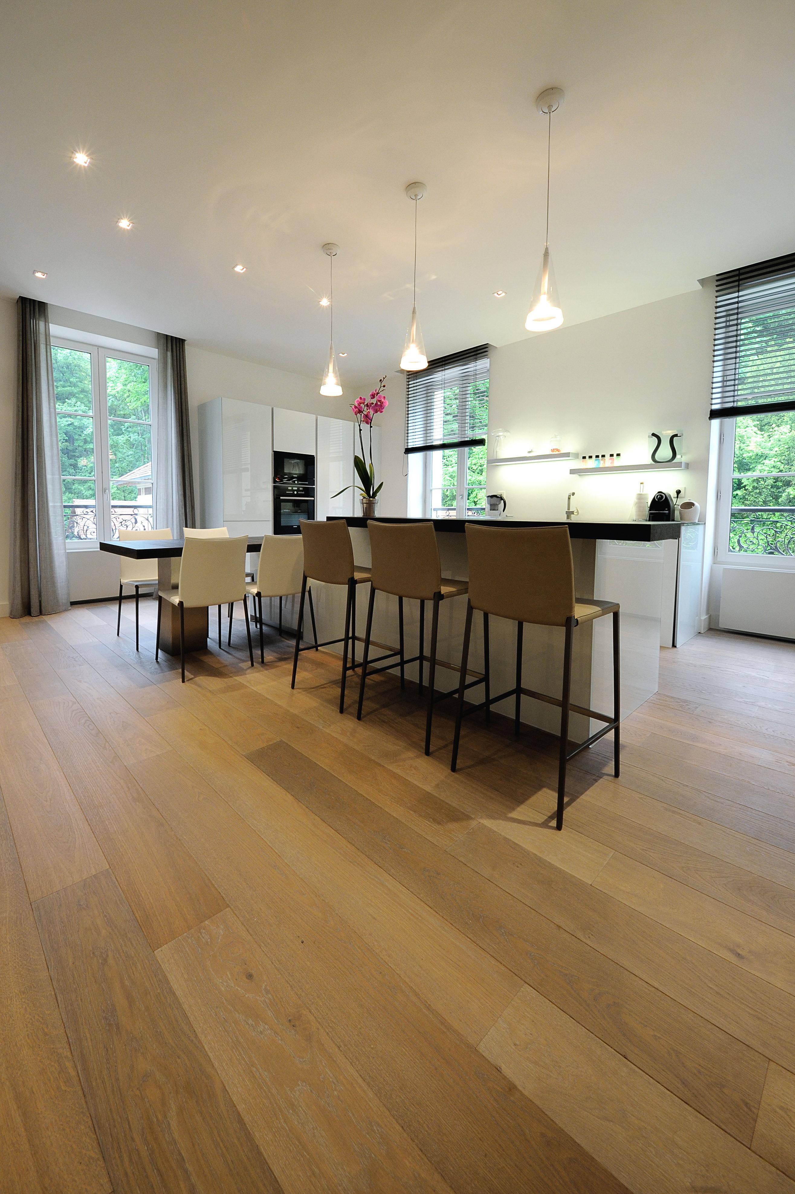 kitchen, Parquets Protat